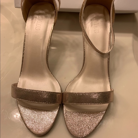 David's Bridal Shoes - David's Bridal Heels